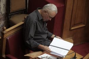 Κώστας Ζουράρις: Αυτή είναι η επιστολή παραίτησης του – Έντονο παρασκήνιο στην κυβέρνηση