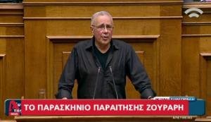 Κώστας Ζουράρις: Το παρασκήνιο της παραίτησης
