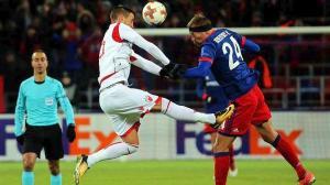 Europa League: «Επαγγελματική» πρόκριση για ΤΣΣΚΑ [vid]