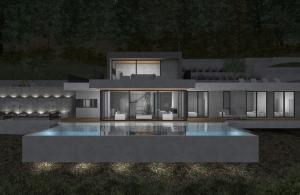 Κέρκυρα: Μονοκατοικία όνειρο για τετραμελή οικογένεια – Τα εντυπωσιακά σχέδια λίγο πριν ξεκινήσουν τα έργα [pics]
