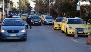 Καστοριά: Οργή για τη δολοφονία ταξιτζή – Προσπάθησαν να πιάσουν τον κατηγορούμενο αστυνομικό στα δικαστήρια [pics]