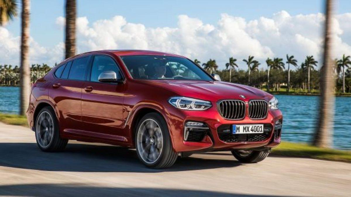H νέα BMW X4 μοιάζει ίδια, αλλά είναι μεγαλύτερη! [vids] | Newsit.gr