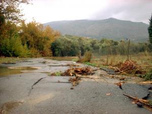 Κρήτη: Την κήρυξη των οικισμών «Βουβάς» και «Νομικιανά» ως πλημμυροπαθών ζητάει ο Δήμος Σφακίων