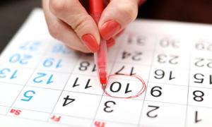 Γόνιμες μέρες: Ο πιο απλός και έμπιστος τρόπος υπολογισμού