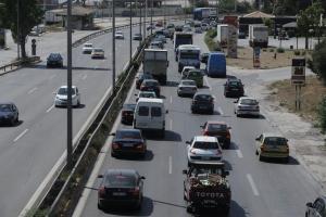 Μακεδονία: Τριπλάσια και αναίμακτη η έξοδος του τριημέρου – Τι δείχνουν τα στοιχεία των διοδίων…