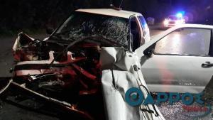 Μεσσηνία: Το αυτοκίνητο βάφτηκε με αίμα – Σκοτώθηκε νεαρός σε τροχαίο δυστύχημα [pics]