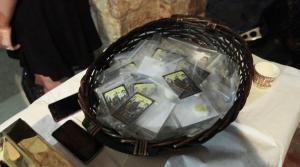 Φυλακές Τρικάλων: Προσπάθησαν να περάσουν την κοκαΐνη μέσα σε εικονίτσες!