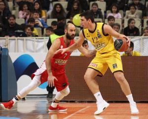 ΑΕΚ – Ολυμπιακός: Με Λαρεντζάκη και Βασιλόπουλο στον τελικό η Ένωση!