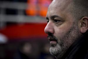 """Ολυμπιακός – Καραπαπάς: """"Το ελληνικό ποδόσφαιρο ξεφτιλίζεται από τον τρόπο που το διοικεί η ΕΠΟ"""""""