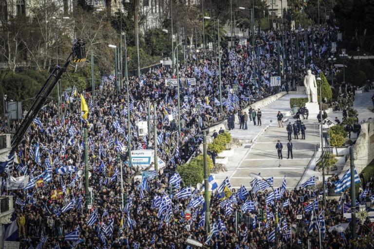 Βόμβες Μπουτάρη για συλλαλητήριο, Μίκη Θεοδωράκη και Σκοπιανό – «Σωστό το Νέα Μακεδονία» [vid]