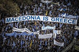 Μιχελογιαννάκης για συλλαλητήριο: «Δεν ήταν μόνο 140.000 – Δεν ξέρω αν θα ψηφίσω τον όρο Μακεδονία»!