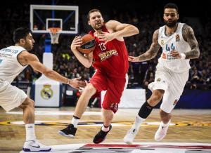 Ρεάλ Μαδρίτης – Ολυμπιακός: «Θρυλικό» διπλό με φόντο το Βελιγράδι!
