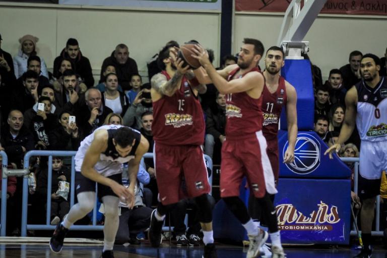 Ολυμπιακός: Ανετο πέρασμα από τα Τρίκαλα πριν από την ΑΕΚ | Newsit.gr