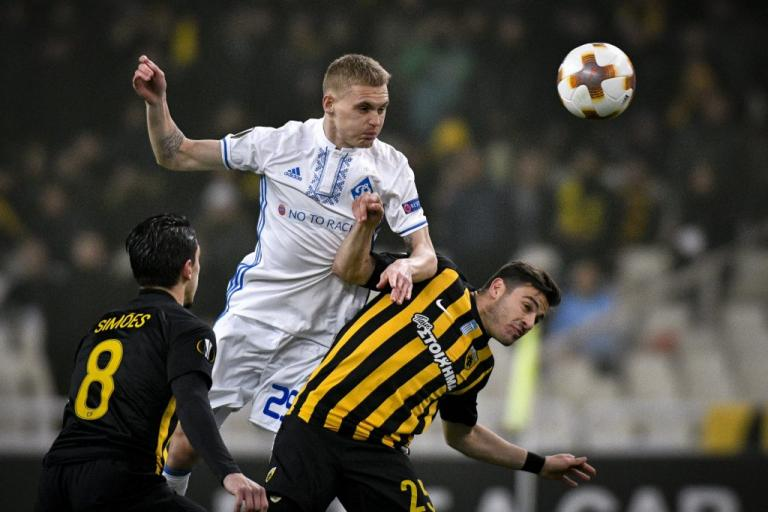 ΑΕΚ – Ντιναμο Κιέβου 1-1 ΤΕΛΙΚΟ – Τρομεροί οι «κιτρινόμαυροι»! | Newsit.gr