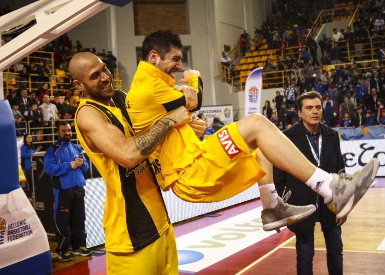ΑΕΚ: Η συγκινητική ανάρτηση του Βασιλόπουλου μετά τον τελικό Κυπέλλου! [pic] | Newsit.gr
