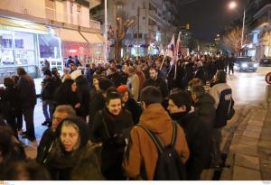 Θεσσαλονίκη: Συλλαλητήρια του ΠΑΜΕ κατά των πλειστηριασμών