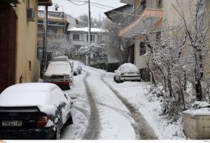 Καιρός: Η «Λητώ» έφερε χιόνια, πλημμύρες και προβλήματα – Η πρόγνωση και η κατάσταση σε ολόκληρη τη χώρα [pics, vids]