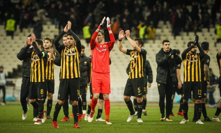 ΑΕΚ: Απορεί και η UEFA με το αήττητο σερί! «Άλμα» 75 θέσεων