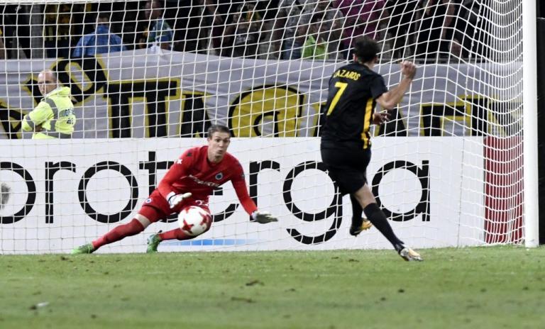 ΑΕΚ – Ολυμπιακός: Η… ειδική προπόνηση των «κιτρινόμαυρων» | Newsit.gr