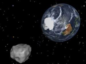 Ουπς! Αστεροειδής πέρασε ξυστά από τη Γη