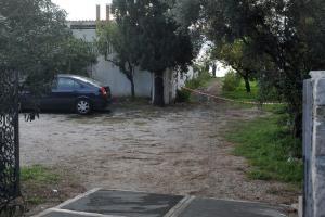 Ηράκλειο: Τον βρήκαν νεκρό στην αυλή του σπιτιού του