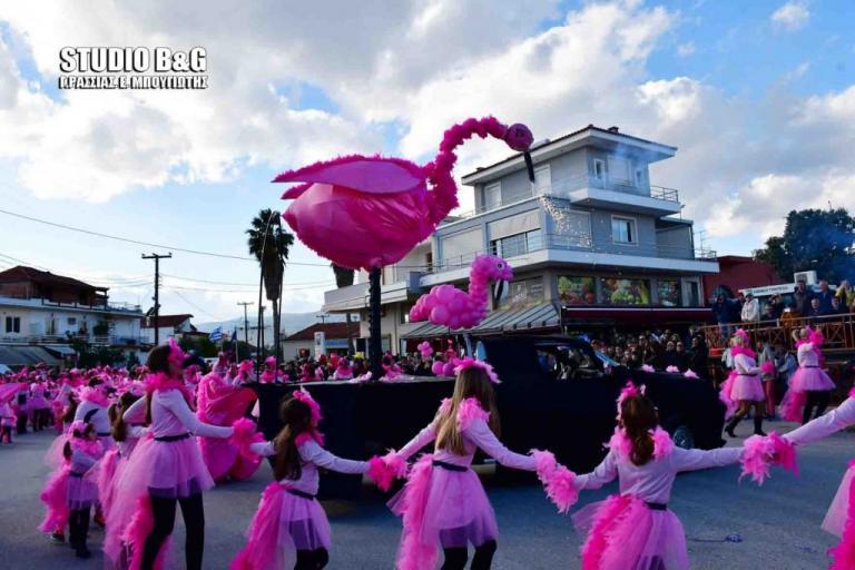 Πολύχρωμη καρναβαλική παρέλαση στη Νέα Κίο [pics, vid] | Newsit.gr