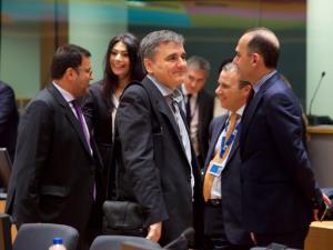 Eurogroup: Πρώτο θέμα η Ελλάδα σήμερα