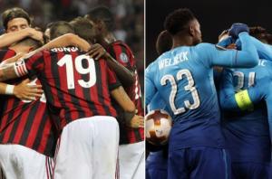 Europa League: Μίλαν – Άρσεναλ και τα υπόλοιπα «ζευγάρια» της φάσης των «16»