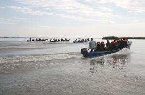 Τουλάχιστον 10 αγνοούμενοι μετά από ναυάγιο πλοιαρίου στον Έβρο
