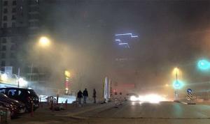 Πανικός! Ισχυρή έκρηξη στην Άγκυρα
