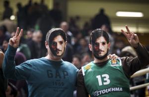 Παναθηναϊκός: «Τρόλαραν» την Euroleague με… μάσκες Γιαννακόπουλου! [pics]
