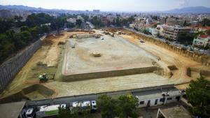 AEK – Δικέφαλος ΑΕ: «Να ρίξει επιτέλους ο δήμος το αυθαίρετο»