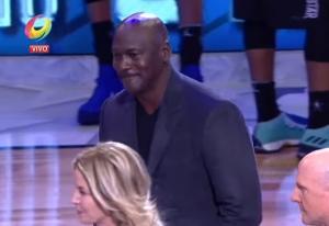 All Star Game: «Αποθέωση» για Τζόρνταν στο Λος Άντζελες! [vid]