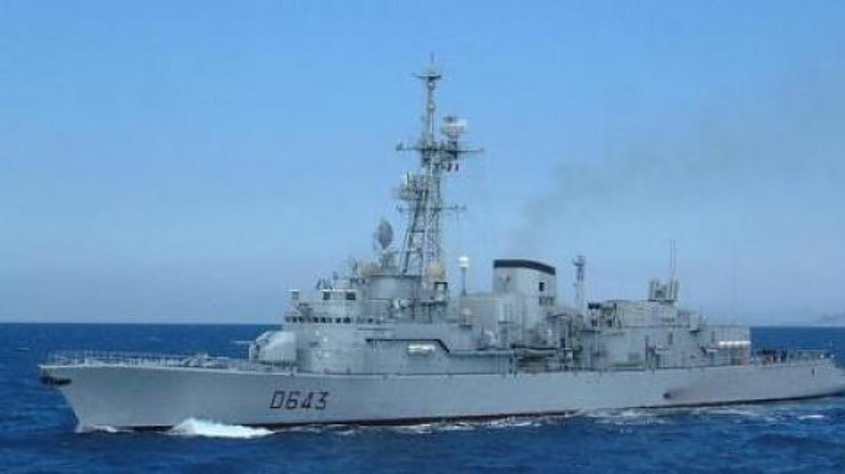 Γαλλική φρεγάτα «έσπασε» την τουρκική Navtex στην κυπριακή ΑΟΖ   Newsit.gr