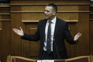 Ηλίας Κασιδιάρης: Πρόταση μομφής και… μείωση μισθού κατά 50%!
