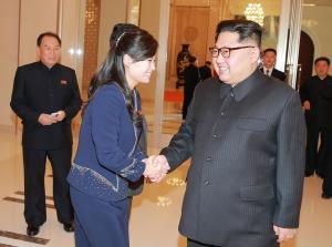 Κιμ Γιονγκ Ουν: Έγκυος η «Ιβάνκα» του – Δεύτερο παιδί για την αγαπημένη του αδελφή