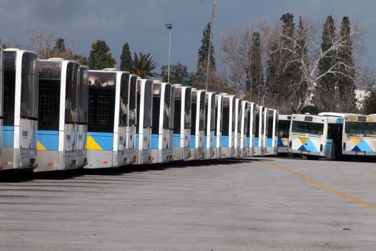 Χωρίς λεωφορεία σήμερα για έξι ώρες | Newsit.gr