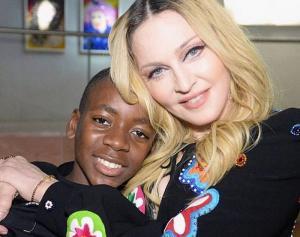 Μαντόνα: Ο γιος μου είναι ο μελλοντικός πρόεδρος του Μαλάουι