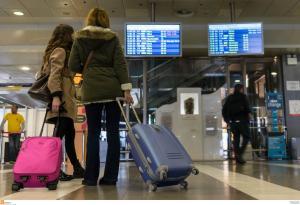 Θεσσαλονίκη: Κανονικά λειτουργεί το αεροδρόμιο «Μακεδονία»