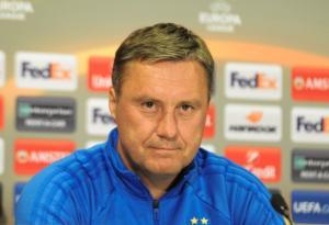 Ντιναμό – Χάτσκεβιτς: «Οργανωμένη ομάδα η ΑΕΚ! Όλα θα κριθούν στον επαναληπτικό»