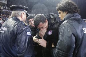 Ολυμπιακός: Κατήγγειλε στον ποδοσφαιρικό εισαγγελέα όσα έγιναν στην Τούμπα