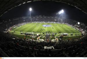 ΠΑΟΚ – Ολυμπιακός: Βγαίνουν τα εισιτήρια και…. εξαφανίζονται!