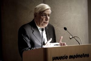 Παυλόπουλος: Ξέρουμε να υπερασπιζόμαστε τα σύνορά μας