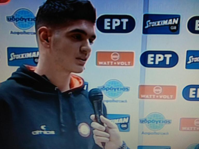 Ιστορικό καλάθι από 14χρονο παίκτη του Προμηθέα! | Newsit.gr