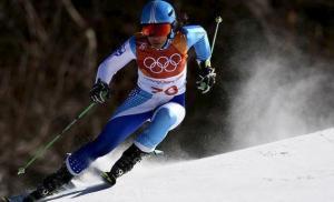 Χειμερινοί Ολυμπιακοί Αγώνες: Σπουδαία εμφάνιση από τη Σοφία Ράλλη