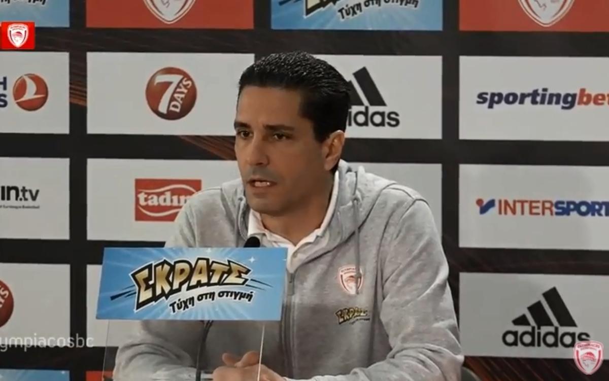 Ολυμπιακός – Βαλένθια, Σφαιρόπουλος: «Πρέπει να αντιδράσουμε! Γίνονται κινήσεις για ενίσχηση» | Newsit.gr