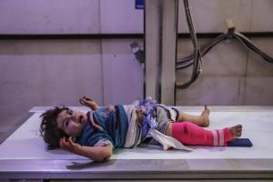Ανατριχίλα! Βομβάρδισαν επτά νοσοκομεία στη Συρία μέσα σε δύο εβδομάδες