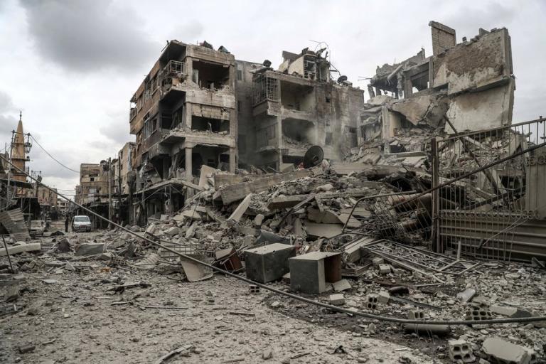 «Άκυρο» από το συμβούλιο ασφαλείας του ΟΗΕ για εκεχειρία στην Συρία | Newsit.gr