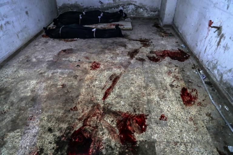 Η Συρία… «μυρίζει» θάνατο! Πάνω από 400 άμαχοι σκοτώθηκαν μέσα σε μόλις 5 μέρες!   Newsit.gr