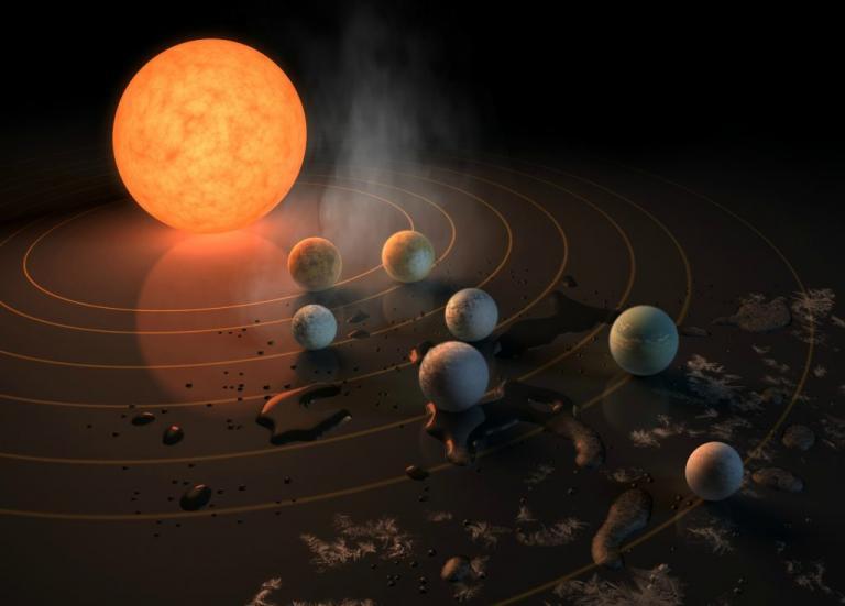 Απίστευτη αποκάλυψη από τη NASA! Υπάρχει εξωγήινη ζωή κοντά μας   Newsit.gr